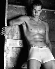 Rafael Rafa Nadal Sexy Unterwäsche BW 10x8 Foto