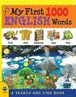 My First 1000 English Words: A Search and Find Book by Catherine Bruzzone (Paperback, 2014)