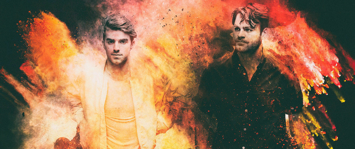 The Chainsmokers Dublin Tickets