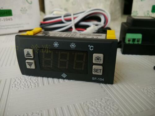 Shangfang Cold Room Digital Temperature Controller Freezer Thermostat SF-104S