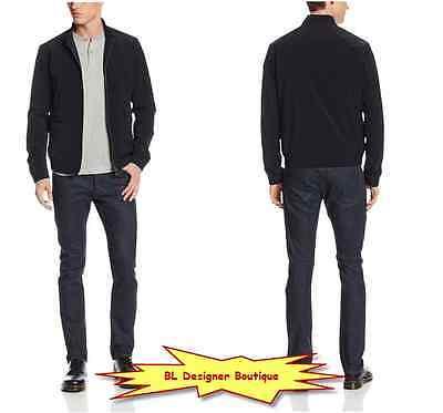 THEORY Traverse Taboga Light-weight Nylon Jacket in Black NEW NWT $395