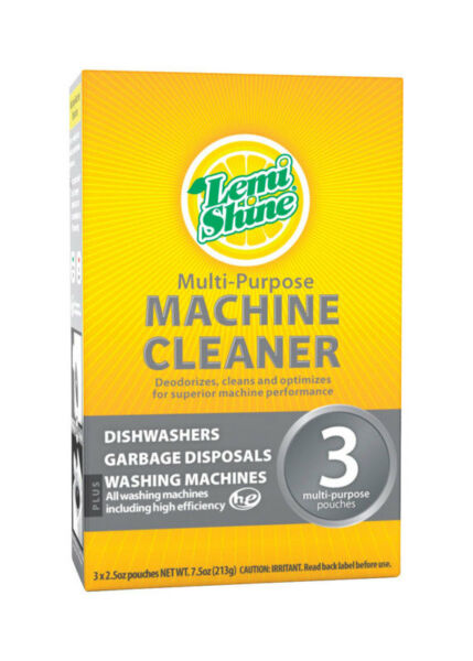 Lemi Shine Machine Cleaner Mc3 3 Easy Use Pouches Eco Friendly Product For Sale Online Ebay
