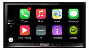 Pioneer AVH-4200NEX RB 2 DIN DVD/CD Player Bluetooth HD Android Auto CarPlay