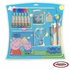Peppa Pig 20pc Multi-activity Stationary Set Cpep046