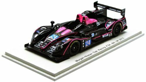 Morgan Nissan  24 8th Lm 2013 Brundle / Heinemeier / Hansson / Pla 1:43 Model