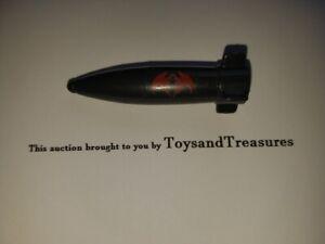 GI Joe Cobra Rattler Cluster Missile Bomb 1984 Original Part