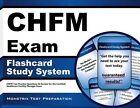 CHFM Exam Flashcard Study System 9781609713379 P H