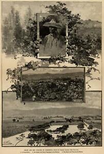 Vineyard-hop-ranch-California-St-Helena-San-Rafael-winery-grapes-1888-print