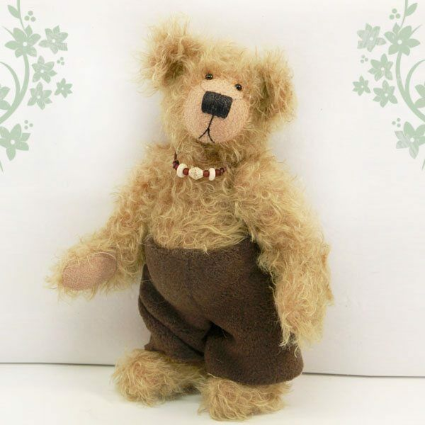 Cornelius by Beate Rusch-Nann for The Cooperstown Artist Bear Collection