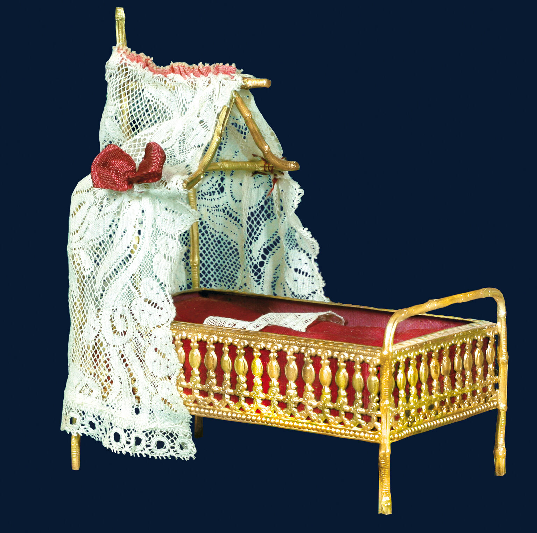 Antique Antique Antique Ormolu bambolahouse giocattoli from Erhard & Soehne azienda 23f0f1