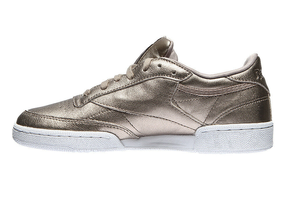 Reebok Club C 85 METAL MELTED METAL 85 BS7901 17ec17