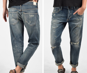 Citizens of Humanity Premium Vintage Emerson Jeans in Rip it Up; 26