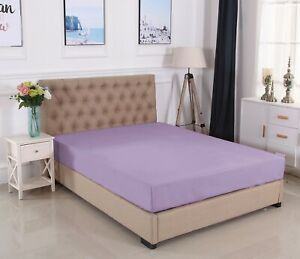 Bamboo-Home-Solid-Fitted-Sheet