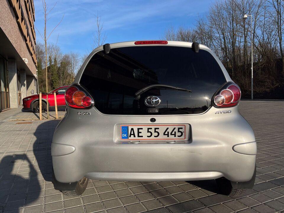 Toyota Aygo, 1,0 VVT-i T1, Benzin