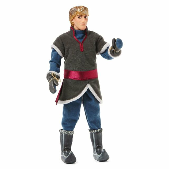 "Disney Collection Frozen Kristoff 12"" Classic Doll SOLD OUT In Store"