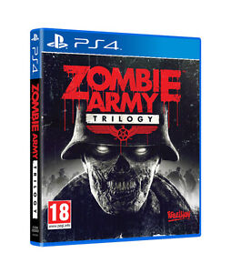 Zombie-Army-Trilogy-PS4-Tout-Neuf-Scelle-PLAYSTATION-4