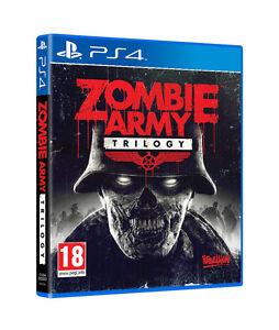 Zombie-Army-Trilogia-PS4-NUEVO-Y-Sellado-Para-Playstation-4