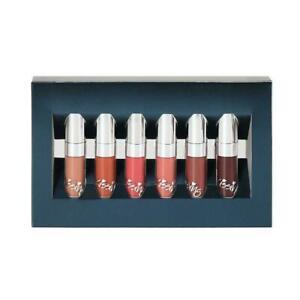 6pcs-Set-6-Colors-Matte-Liquid-Lipstick-Beauty-Glazed-Lip-Glo-Dekor