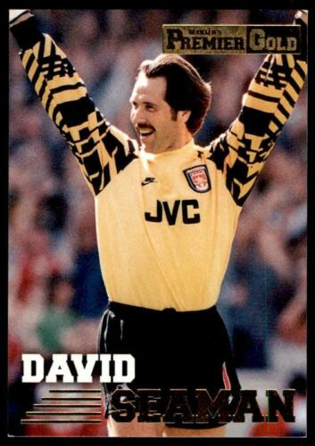 Merlin Premier Dorado 1996-1997 Arsenal David marinero de #6