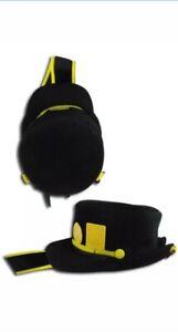 Plush-Backpack-Jojo-039-s-Bizarre-Adventure-New-Jotaro-Hat-Toy-ge84595