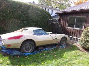 1973 Chevrolet Corvette L82