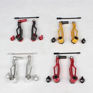 Litepro Long//Short Arm V-Brake BMX Folding Bike Caliper V Brakes Clamp Aluminum