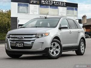 2013 Ford Edge SEL FWD Loaded *Leather, Cam, Pano Roof*