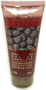 Yves-Rocher-Fruits-Noirs-Blackberries-Exfoliating-Shower-Gel-Body-Wash-6-7-fl-oz