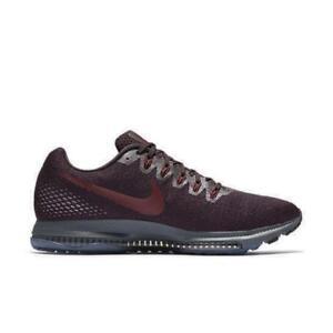 de Wine Nike Port deporte Out 878670 correr para Zoom Zapatillas All Low 602 dwIavd