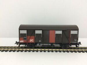 FLEISCHMANN-HO-wagon-couvert-SNCF-ref-5310-FD-K