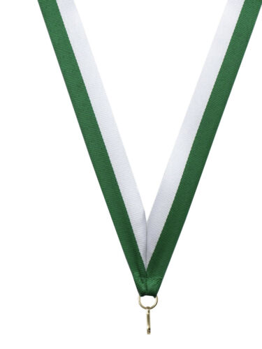 10 Stück Medaillen-Band Turnier Medaillenband Band 22 mm mit Aufhänger e500