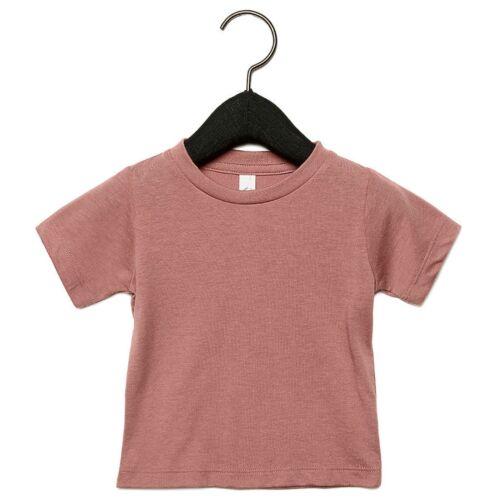 Toddler Kids Boys Girls Short Sleeve T-Shirt Soft Triblend Tee Shirt Top tshirt