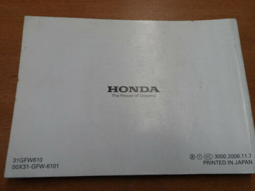 Auto Parts and Vehicles Auto Parts & Accessories OEM Honda Owners ...