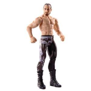 Rare WWE Roman Reigns MATTEL BASIC SERIES 65 Wrestling figure le bouclier