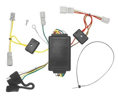 Trailer Wiring Harness Kit For 03-05 Honda Accord 2 Dr. Coupe Plug & Play  T-One 16118067606 | eBayeBay