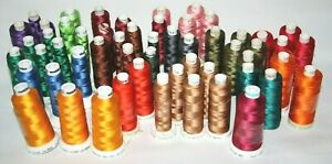 Madeira-Classic-No-40-Machine-Embroidery-Thread-Joblots-Various-Colours