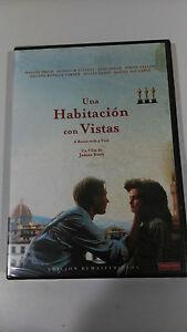 Una Chambre Avec Vues DVD James Ivory Edition Espagnole Sealed Neuf