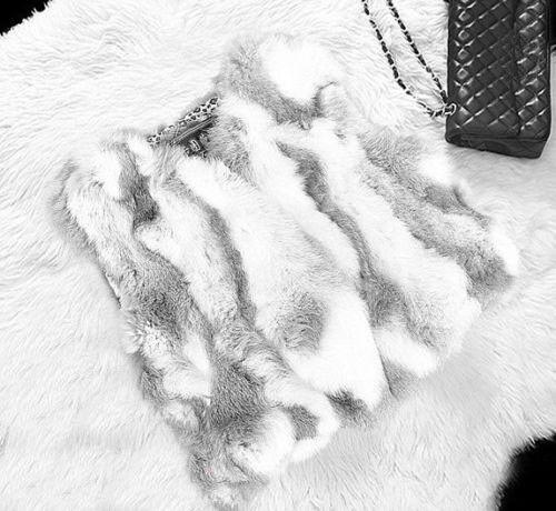 100/% Real Genuine Rabbit Fur short Vest Gilet Waistcoat Outwear Fashion Women