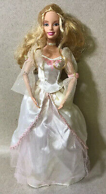 1999 Barbie 12 Dancing Princesses Princess Genevieve In Wedding
