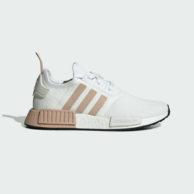 Size 9 - adidas NMD R1 White Ash Pearl