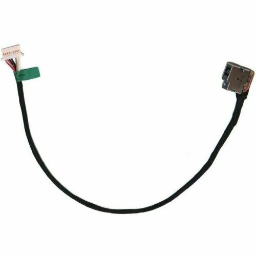 HP 17-S Pavilion 17-G 17-Q DC Power Jack Cable 799750-T23 799750-Y23 809295-001