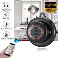 WiFi Wireless Spycam Telecamera Nascosta IP Indoor/Outdoor HD sicurezza Baby Cam