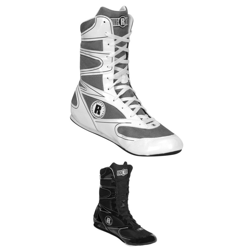 Ringside Undefeated Boxing shoes High Top Boots Youth and Adult Size