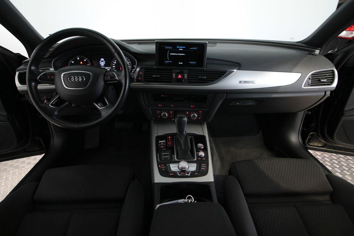 Audi A6 2,0 TDi 190 Avant quattro S-tr.
