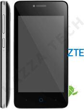 "ZTE Blade C341 4"" Black Android 4.4 BT GPS SmartPhone SimFree UNLOCKED Refurb"