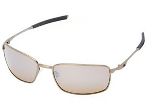 c6048af7edf1 Image is loading Oakley-Ti-Square-Wire-Polarized-Sunglasses-OO6016-01-