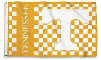 Tennessee Volunteers Design 95901 Checkered 3x5 Flag Banner University Of