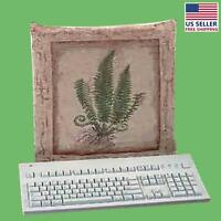 Computer Cover Stone Green Woven Tapestry | Renovator's Supply on sale