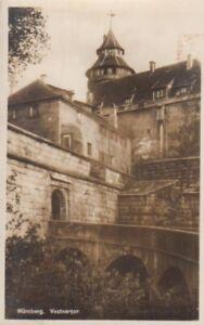 Nürnberg Vestnertor Burgaufgang gl1932 216.880