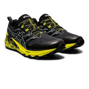 Asics Homme Gel-Trabuco Terra Trail Chaussures De Course Baskets Sneakers Gris